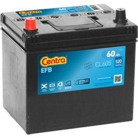 CENTRA Starterbatterie PE1T18520 für MAZDA bestellen