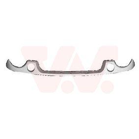 VAN WEZEL Grille de radiateur Equipart avec trou pour clignotants Partie inférieure 5817518 originales de qualité