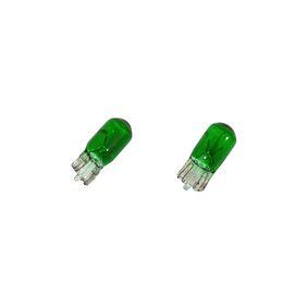Крушка с нагреваема жичка, светлини на рег. номер (86416x) от KLAXCAR FRANCE купете