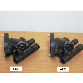 Thermostat, Kühlmittel MOTORAD Art.No - 697-89K OEM: 7701714288 für RENAULT, RENAULT TRUCKS kaufen
