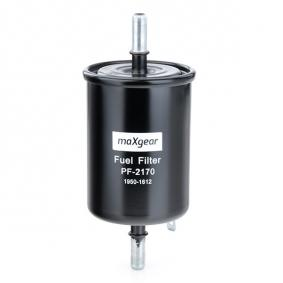 MAXGEAR Filtro de combustible 26-1136
