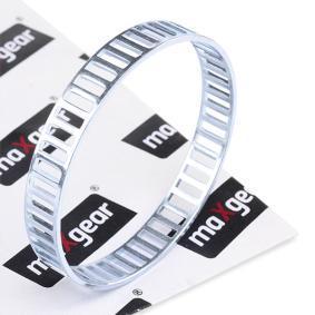 1 Schrägheck (E87) MAXGEAR ABS Ring 27-0296