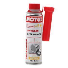 Поръчайте 108118 Адитив, регенерация на филтър за сажди/твърди частици от MOTUL