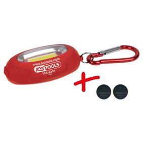 Ruční svítilny pro auta od KS TOOLS: objednejte si online