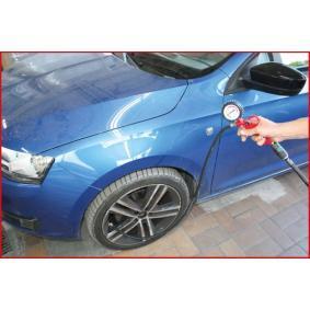 Däcktrycksprovare / -fyllare för bilar från KS TOOLS – billigt pris