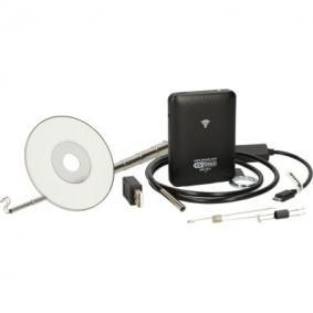 Videoendoscopio con accessori 550.7510 KS TOOLS