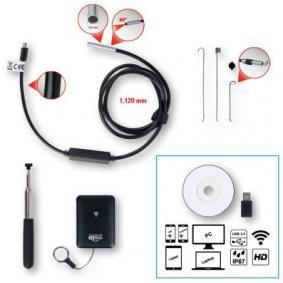 550.7510 Video-endoscoopset van KS TOOLS gereedschappen van kwaliteit