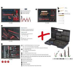 Werkzeugsatz 713.0515 KS TOOLS