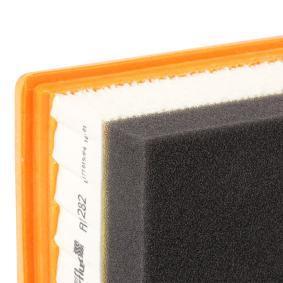 PURFLUX RENAULT TWINGO Luftfilter (A1282)