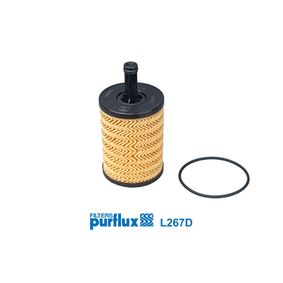 PURFLUX Oil Filter (L267D) at low price
