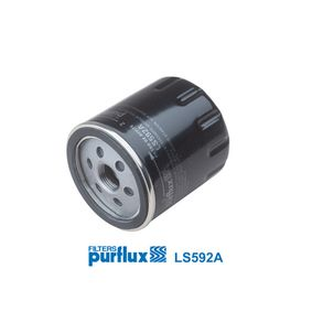 PURFLUX LS592A Ölfilter OEM - 7700734825 RENAULT, DACIA, SANTANA, RENAULT TRUCKS günstig