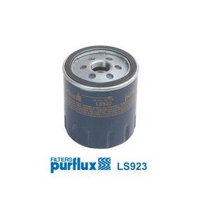 PURFLUX Dichtungssatz Zylinderkopf (LS923)