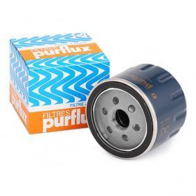 TWINGO II (CN0_) PURFLUX Motorölfilter LS933