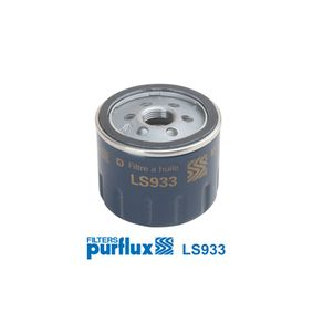 PURFLUX RENAULT TWINGO Ölfilter (LS933)