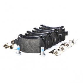 JZW698451D für VW, AUDI, SKODA, SEAT, Bremsbelagsatz, Scheibenbremse TEXTAR (2391401) Online-Shop