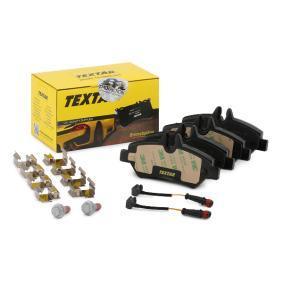 A0044206920 für VW, MERCEDES-BENZ, Bremsbelagsatz, Scheibenbremse TEXTAR (2919001) Online-Shop