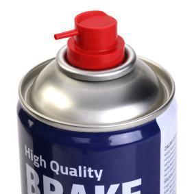 TOMEX brakes BC-01 Bremsen / Kupplungs-Reiniger für Auto