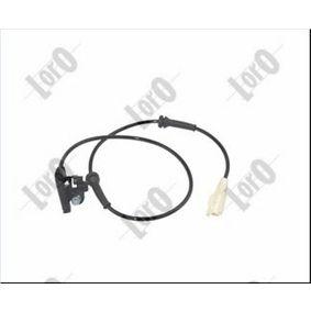 Sensor, Raddrehzahl ABAKUS Art.No - 120-03-084 OEM: 4545C4 für PEUGEOT, CITROЁN kaufen