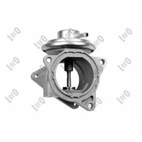 Agr-клапан / всмукателна тръба 121-01-029 ABAKUS