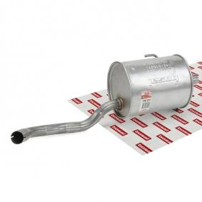 BOSAL Exhaust muffler 148-193
