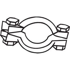 BOSAL Endschalldämpfer 254-627