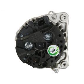 Golf V Хечбек (1K1) AS-PL Алтернатор генератор A0233PR
