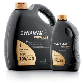 NISSAN PRIMERA Motorenöl 501962 von DYNAMAX Original Qualität