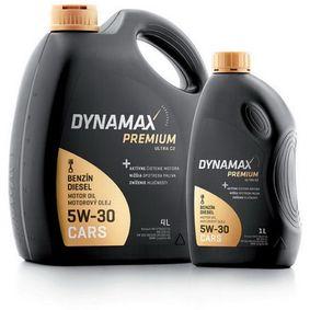 502074 Olio auto dal DYNAMAX di qualità originale