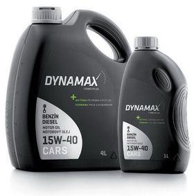 NISSAN PRIMERA Motorenöl 502154 von DYNAMAX Original Qualität
