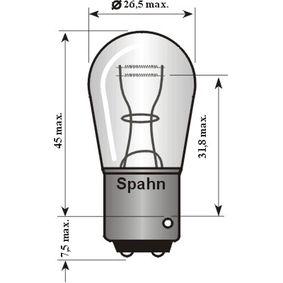Glühlampe, Brems- / Schlusslicht 2015 Online Shop