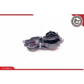 Reparatursatz, Kurbelgehäuseentlüftung (31SKV036) hertseller ESEN SKV für BMW X3 (E83) ab Baujahr 11.2003, 150 PS Online-Shop