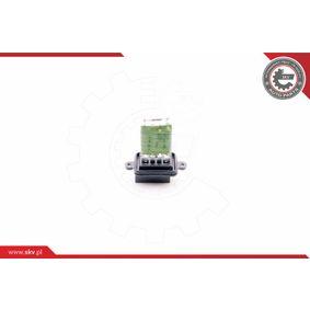 PANDA (169) ESEN SKV Resistor interior blower 94SKV025