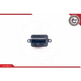 ESEN SKV Resistor interior blower (94SKV025)