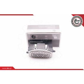 ESEN SKV Odpor vnitřního ventilátoru 94SKV029