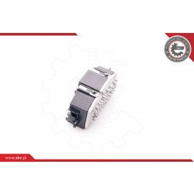 ESEN SKV Odpor vnitřního ventilátoru (94SKV029)