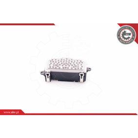 3C0907521D für VW, AUDI, SKODA, SEAT, Widerstand, Innenraumgebläse ESEN SKV (94SKV029) Online-Shop
