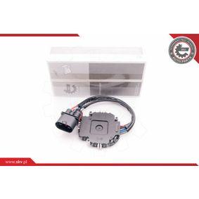 ESEN SKV Odpor vnitřního ventilátoru 94SKV031