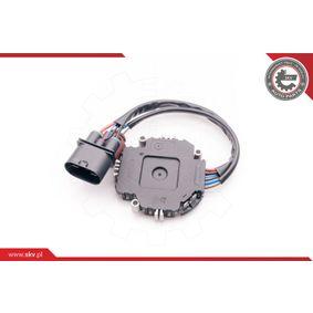 Odpor, vnitřní tlakový ventilátor 94SKV031 ESEN SKV