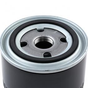 RIDEX Маслен филтър (7O0192)