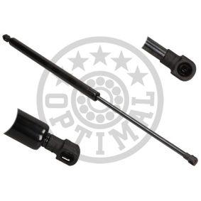 Heckklappendämpfer / Gasfeder OPTIMAL Art.No - AG-40710 OEM: 844310002R für RENAULT, DACIA, RENAULT TRUCKS kaufen