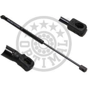 Heckklappendämpfer / Gasfeder OPTIMAL Art.No - AG-40862 kaufen