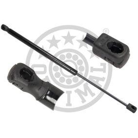 Heckklappendämpfer / Gasfeder OPTIMAL Art.No - AG-40888 OEM: 132081 für OPEL, VAUXHALL kaufen