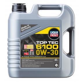 TOYOTA PROACE Motoröl (20778) von LIQUI MOLY kaufen zum günstigen Preis