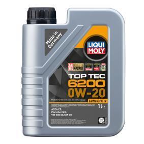 ulei de motor 0W-20 (20787) de la LIQUI MOLY cumpără online