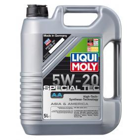 Engine Oil SAE-5W-20 (20793) from LIQUI MOLY buy online