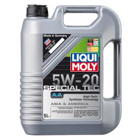 Olio motore SAE-5W-20 (20793) di LIQUI MOLY comprare online