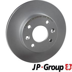 JP GROUP Bremsscheibe 4363100100