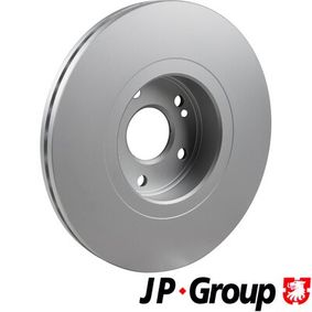 JP GROUP Bremsscheibe 7701206614 für RENAULT, NISSAN, DACIA, RENAULT TRUCKS bestellen