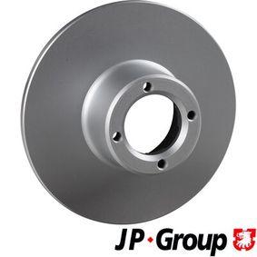 Bremsscheibe JP GROUP Art.No - 4463100200 OEM: 21A2612 für MINI, ROVER, AUSTIN, INNOCENTI, MORRIS kaufen