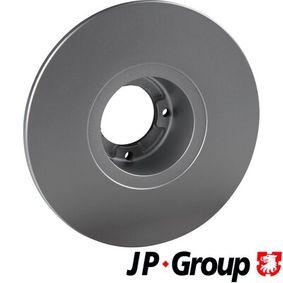 JP GROUP Bremsscheibe GBD806 für ROVER, INNOCENTI bestellen